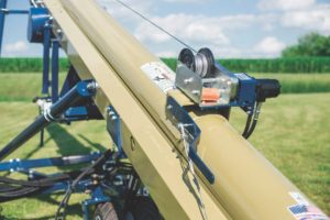 Harvest by Meridian Manual Winch Lever